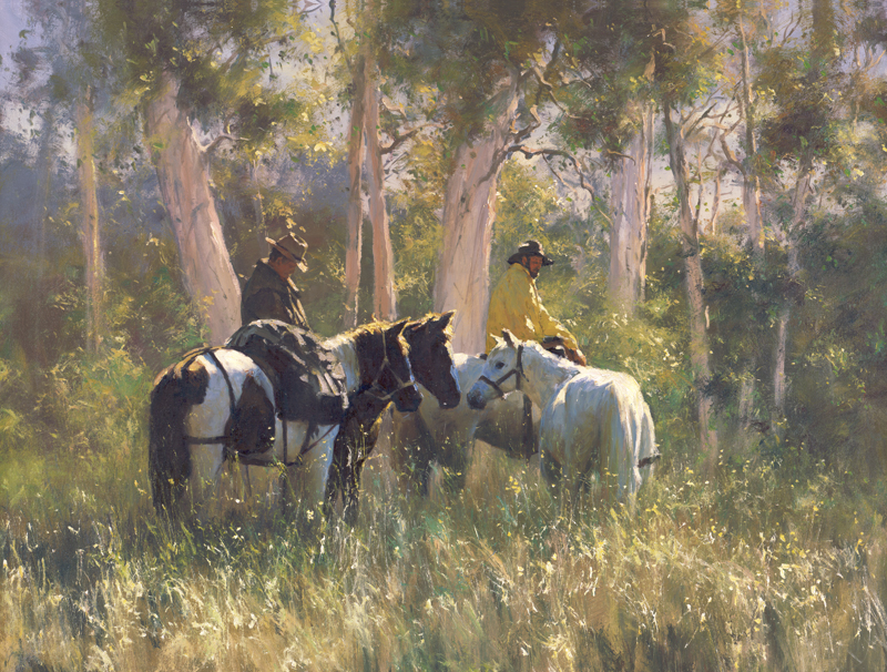 Rendezvous by Robert Hagan