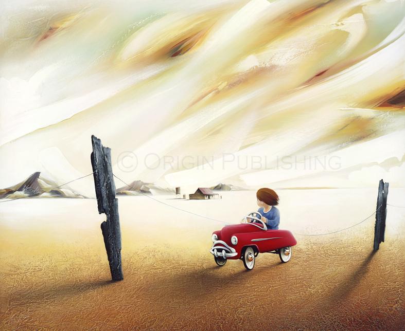 Bye Mum by Walter Slater